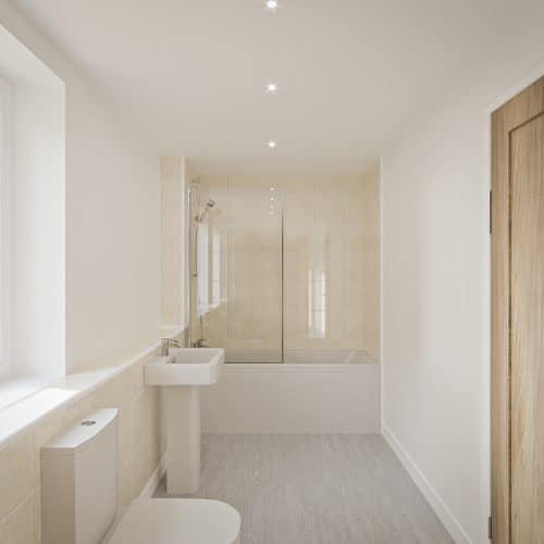 The Tove - Bathroom_1 - Plot 1398