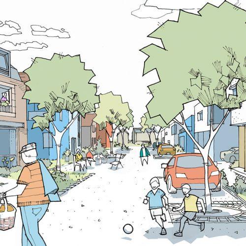 Graven Hill Design Code - Urban Lanes